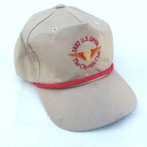 Vint. '87 US Open Golf Hat